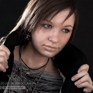 Agnieszka - modelka