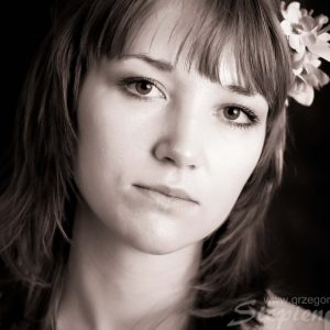 Fotografia portretowa - Monika