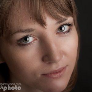 Fotografia studyjna - Monika